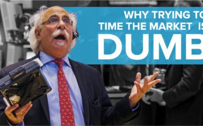 Why Trying To Time The Market Is Dumb