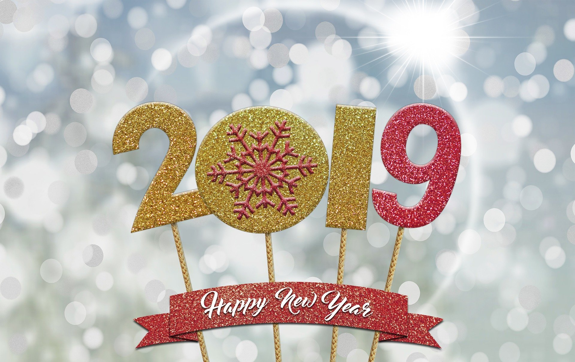 Financial resolutions New Year 2019