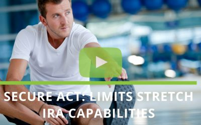 SECURE Act limits Stretching Inherited IRA distributions